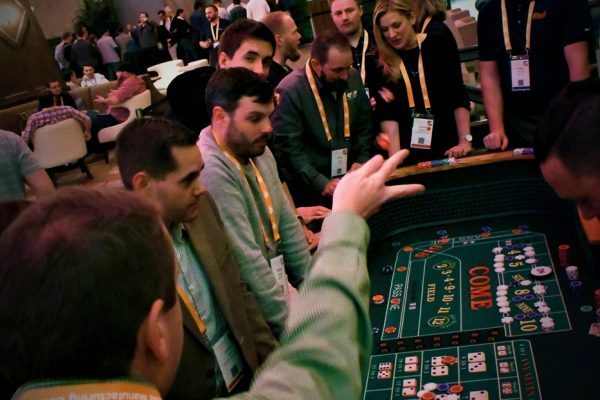 Casino - Craps table